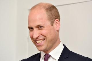 Il principe William aveva paura di diventare papà, è a causa della tragedia della mamma Diana