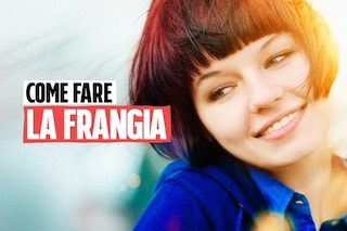 Come tagliare la frangia in casa: i segreti e il video tutorial dell'hair stylist