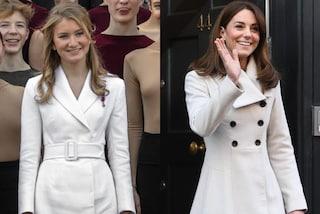 La principessa Elisabeth è la Kate Middleton del Belgio: i suoi look sono imitatissimi