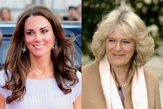 Camilla contro Kate, il soprannome dato ai Middleton ha rischiato di rovinare le nozze con William