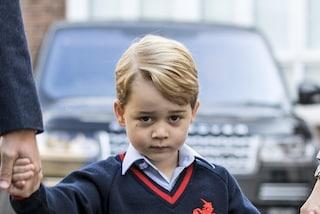 Il principe George si sarebbe dovuto chiamare Alexander: era il nome preferito da Kate Middleton