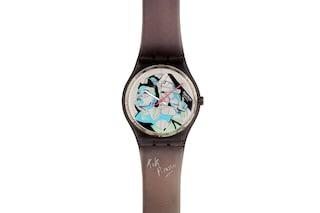 Gli Swatch diventano opere d'arte: all'asta la collezione di orologi iconici e rari