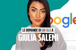 """Giulia Salemi, dal bullismo al successo: """"Da piccola mi sentivo diversa, non sono rifatta"""""""