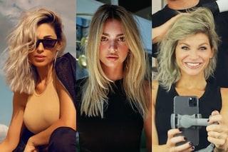 Biondo con la ricrescita a contrasto: il colore di capelli non uniforme è il trend dell'estate 2020