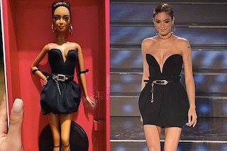 Elodie diventa una Barbie: la bambola è identica alla cantante