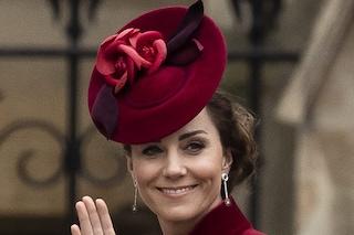 Kate Middleton, tutte vogliono le sopracciglia mounted brow: come imitare la forma precisa e marcata
