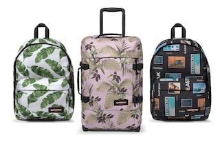 Amazon Fashion Week: fino al 55% di sconto su zaini e valigie da portare in vacanza