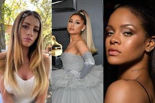 """Tatuaggi """"sbagliati"""": da Chiara Nasti a Rihanna, gli errori (indelebili) sulla pelle delle star"""