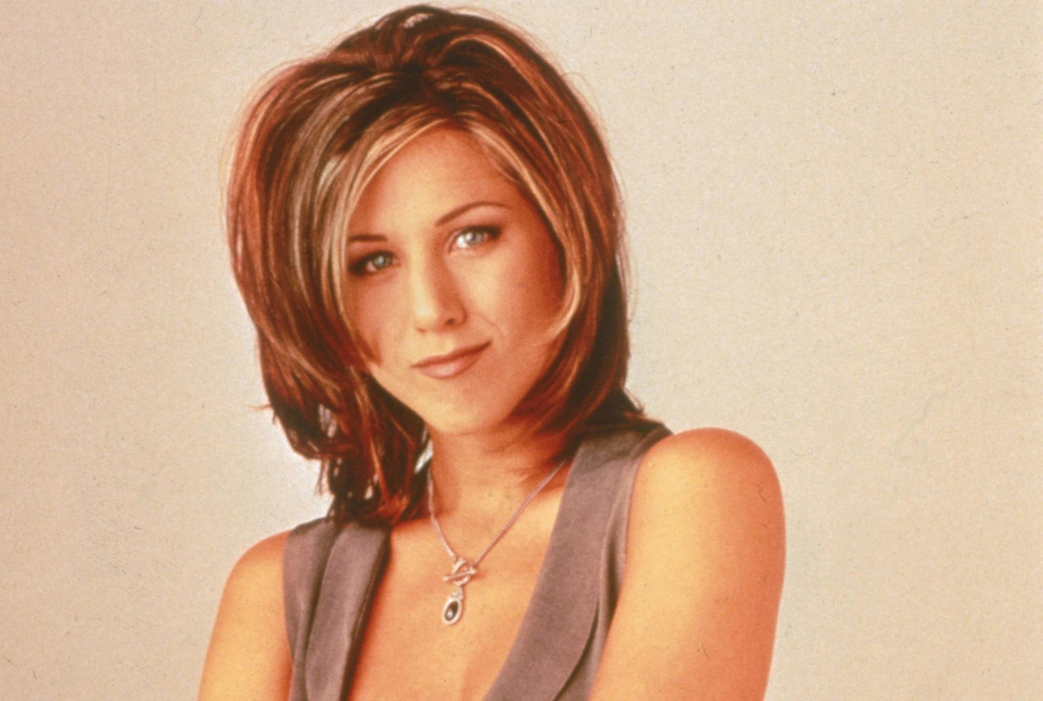 L'iconico taglio The Rachel di Jennifer Aniston