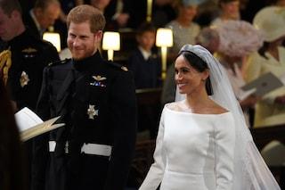Meghan Markle, alle sue nozze ha usato diffusori di profumo per eliminare l'odore di muffa in chiesa