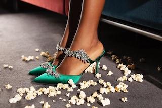 Le Manolo Blahnik vanno in saldo per la prima volta: le scarpe iconiche in offerta al 50%