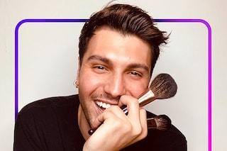 Manuele Mameli: «Mai senza correttore, mascara e rossetto». I beauty tips del truccatore di Chiara Ferragni
