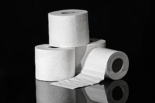 Perché ci sono dei disegni stampati sulla carta igienica?