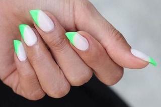 Unghie a forma di rossetto: le lipstick nails sono la nuova tendenza che fa impazzire il web