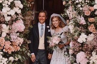 Le nozze di Beatrice di York: il bouquet dal significato simbolico è ispirato a una tradizione reale