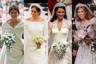 Royal Wedding, il bouquet delle principesse nasconde sempre un fiore segreto e simbolico