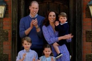 I principini inglesi indossano solo abiti low-cost e senza loghi: è una scelta di Kate Middleton