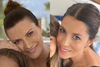 Silvia, la sorella di Laura Pausini le somiglia in modo impressionante