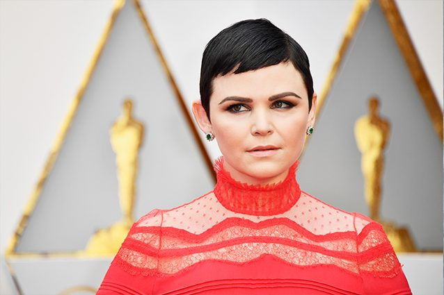 Il pixie cut di Ginnifer Goodwin