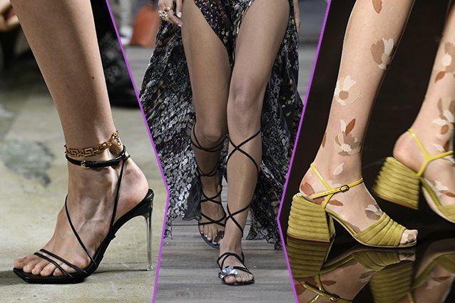 da sinistra Versace, Etro, Fendi