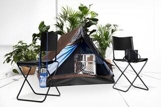 Arriva la tenda di Louis Vuitton, per andare in campeggio non si dovrà più rinunciare al lusso