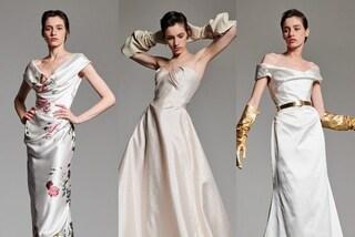 Vivienne Westwood, gli abiti da sposa per il 2020 sono ispirati ai giardini di rose inglesi