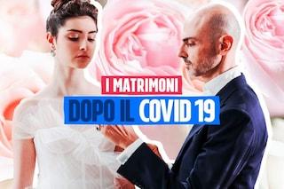 """Enzo Miccio: """"Dopo il Covid-19 matrimoni molto intimi, ma vogliamo tornare a sognare"""""""