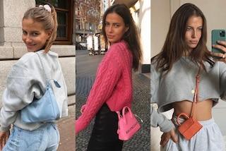 Nicole Poturalski, la nuova fiamma di Brad Pitt è una modella con la passione per le borse griffate