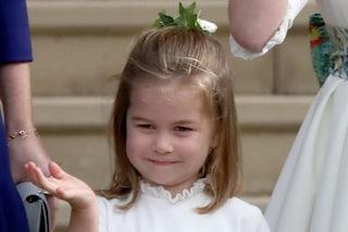 La piccola Charlotte diventerà principessa reale: è il titolo femminile più ambito in casa Windsor