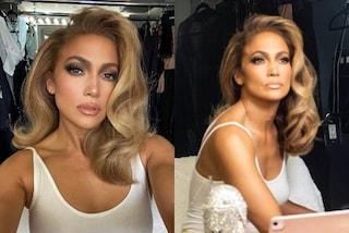 Jennifer Lopez cambia look: i capelli dal volume extra si ispirano agli anni '90