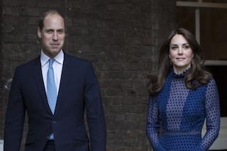"""William e Kate, il loro """"appartamento"""" è di lusso: ha 20 camere e un attico che dà su Hyde Park"""