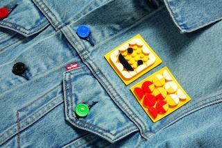 Levi's x Lego: arrivano i jeans con i mattoncini colorati