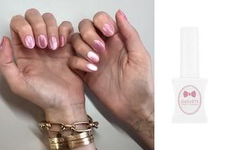 Smalto magnetico: come copiare la manicure cat eye di Chiara Ferragni