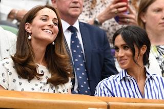 Meghan Markle e Kate Middleton unite dalla moda: indossano spesso gli stessi gioielli