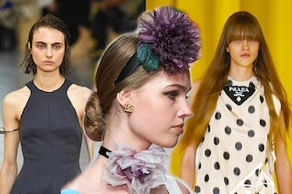 Milano Fashion Week: le tendenze capelli per la primavera estate 2021
