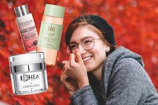 Skincare in autunno: 3 consigli per curare la tua pelle