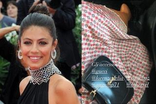 Alessandra Mastronardi, passione accessori di lusso: solo la borsa costa quasi 2mila euro