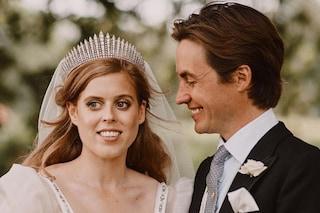 Beatrice di York, l'abito da sposa per il Royal Wedding segreto verrà esposto a Windsor