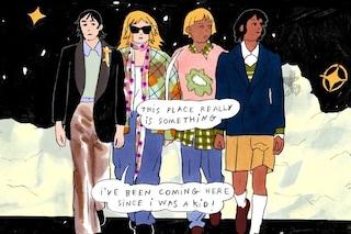 Gucci, caccia al fumetto a Milano: gli abiti genderless finiscono sulla rivista Frankenstein