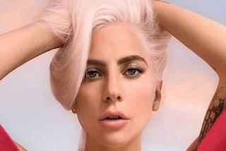 Lady Gaga splendida in rosso: è lei la testimonial del nuovo profumo Valentino