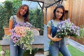 Elettra Lamborghini sceglie il bouquet per le nozze: potrebbe essere colorato e con sole margherite