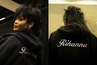 Rihanna cambia look, ora ha il mullet: è il taglio più originale e rock del momento