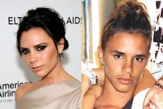 """Romeo Beckham somiglia sempre più a mamma Victoria: """"Sembrate gemelli"""""""