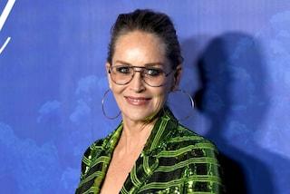 """Sharon Stone contro Hollywood: """"L'aspetto fisico conta, tutti mi dicono cosa non va nel mio corpo"""""""