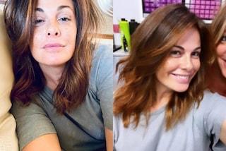 Vanessa Incontrada taglia i capelli e diventa mora: il drastico cambio look per il nuovo film