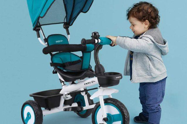 quale triciclo per bambini scegliere