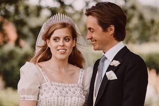 La rivincita di Beatrice di York: l'abito da sposa della principessa è il più cercato su Google