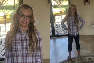 """Britney Spears in ciabatte e con gli occhiali da vista: """"Sono così nella vita di tutti i giorni"""""""