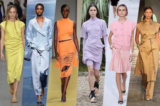 Colori di moda per la Primavera/Estate 2021: 8 tonalità di tendenza e i look a cui ispirarsi