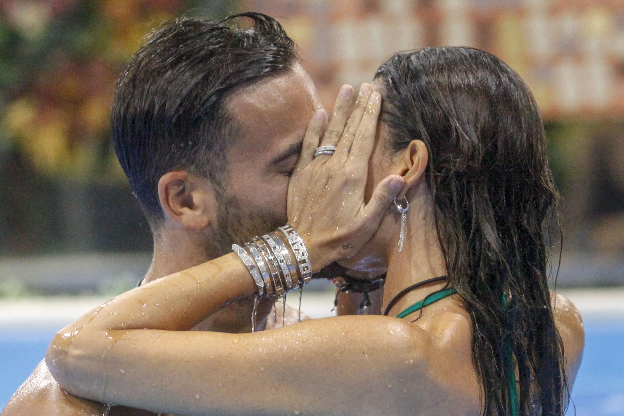 Elisabetta Gregoraci à Big Brother Vip 2020 porte des bracelets et des bagues d'une valeur de plus de 120000 euros  - Euro 2020